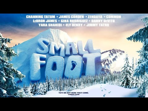 Download Smallfoot (2018) Official Trailer