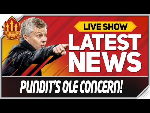 Giggs Questions Solskjaer Indecision! Man Utd News Now