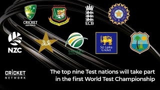 Your guide to the new World Test Championship