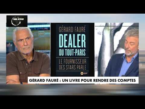 Interview hallucinante d'un ex dealer de drogue Gerard Fauré