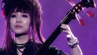 Download lagu Wagakki Band - 焔 (Homura) + 暁ノ糸 (Akatsuki no Ito) / 1st JAPAN Tour 2015 Hibiya Yagai Ongakudo