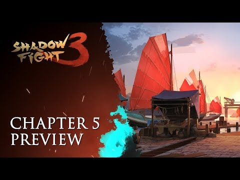 Shadow Fight 3 Most Awaited Chapter 5 Available Now
