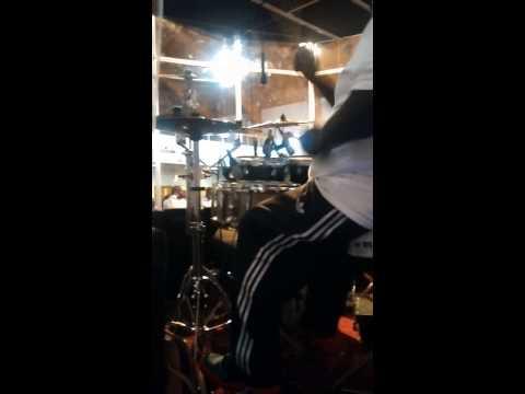 Buggy killing on set