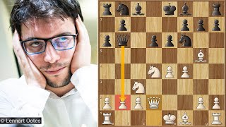 It's 2021 and This Pawn is Still Poisoned || Grandelius vs MVL || Tata Steel (2021)