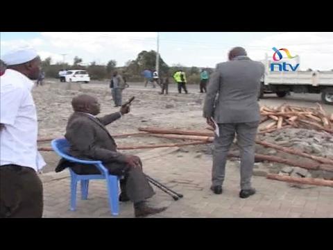 Senator Paul Njoroge draws gun on Vivo MD in petrol station altercation