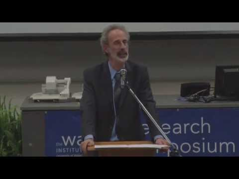 Peter Gleick, The Past, Present and Future of the World's Water, 2014