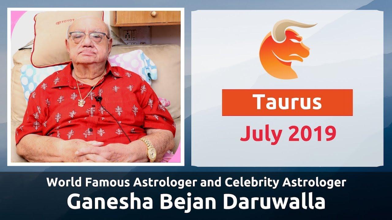 bejan daruwalla taurus weekly horoscope