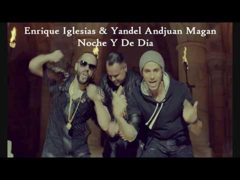 Enrique Iglesias & Yandel Andjuan Magan - Noche Y De Dia Ringtone