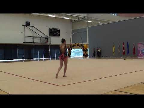 Zoe Plummer LV5C Hoop Okanagan