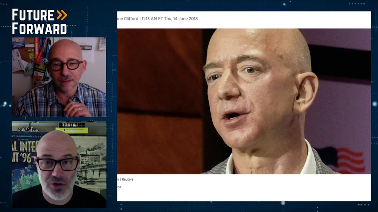 Billionaires-in-space critics are 'largely right', Bezos concedes ...