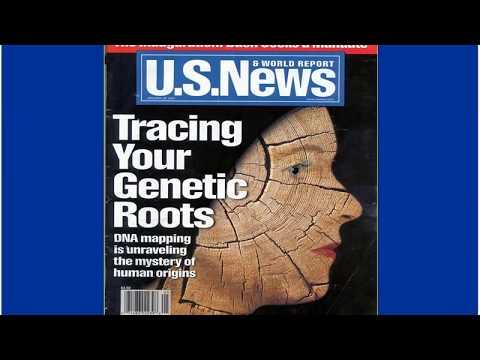 meRIT Webinar: Tracing Our Ancestors Using Genetics to Investigate Genealogy