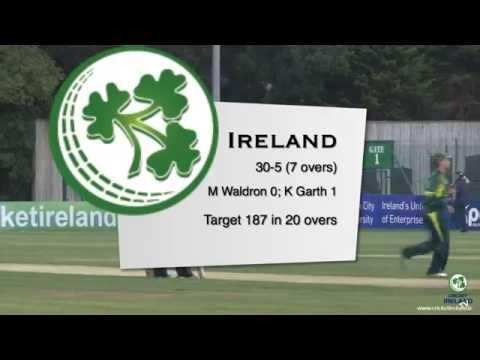 Ireland v Australia Third T20 International
