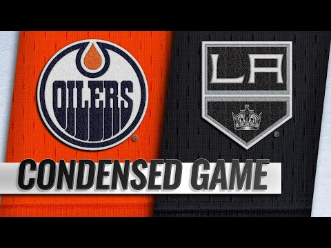 01/05/19 Condensed Game: Oilers @ Kings