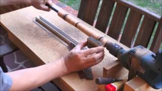 how i built my rod mhx travel rod part 1 or 2 re post