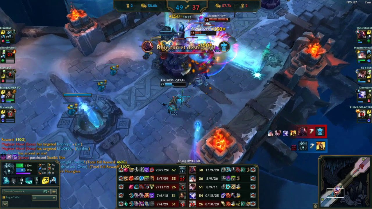 Predator Karthus Lol Aram Op Youtube We collected the graves build data and statistics to calculate the optimal build on league of legends patch 10.25. predator karthus lol aram op