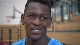 Frankfurter Baskettballspieler auf dem Weg in die NBA?