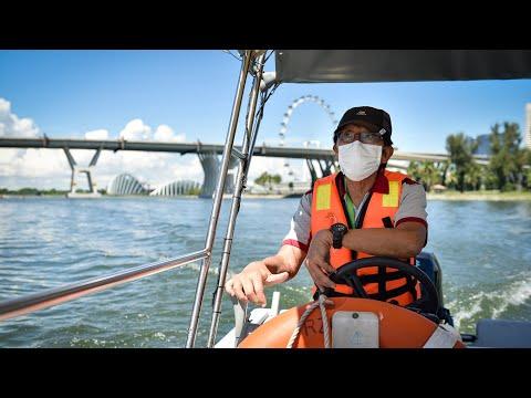 Keeping Singapore's Waters Clean