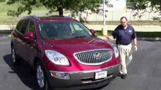Pre Owned 2008 Buick Enclave CXL 4wd for sale at Honda Cars of Bellevue...an Omaha Honda Dealer!