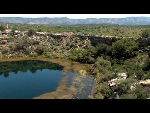 Montezuma's Well in HD Cinema