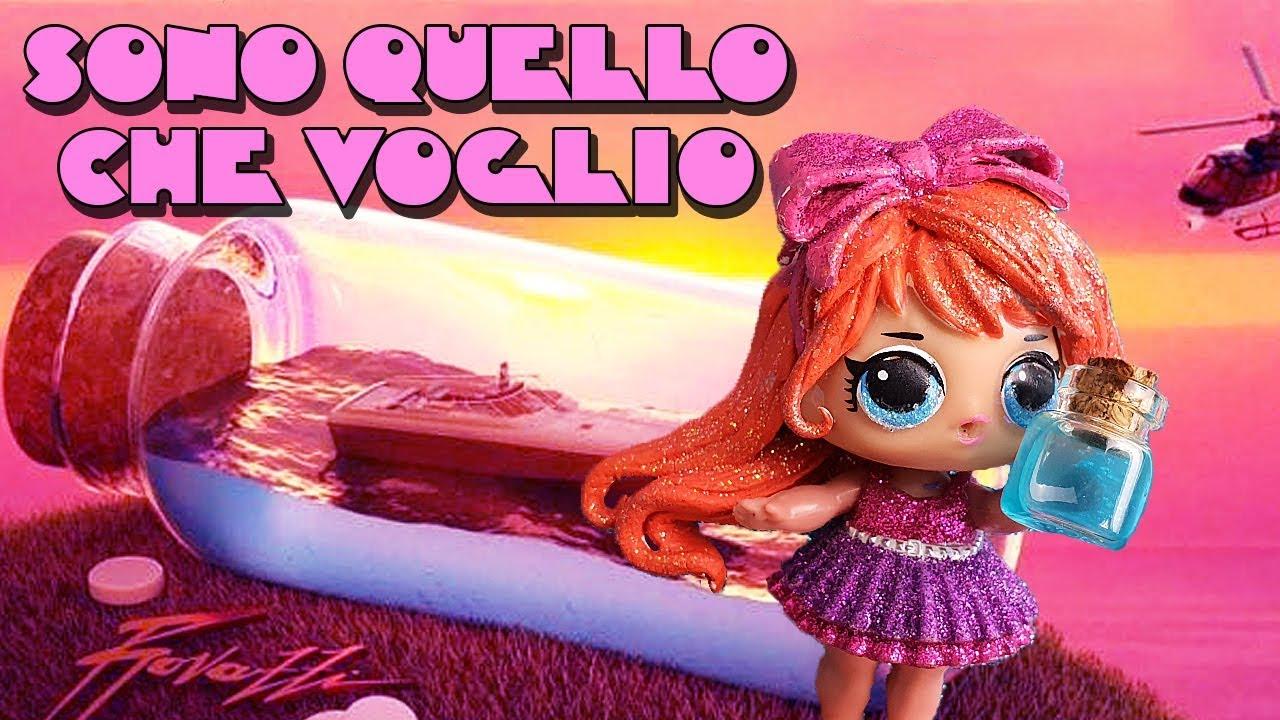 Download SONO QUELLO CHE VOGLIO - Parodia LOL Surprise di Faccio quello che voglio
