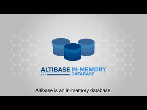 Altibase - Enterprise Grade Open Source Database