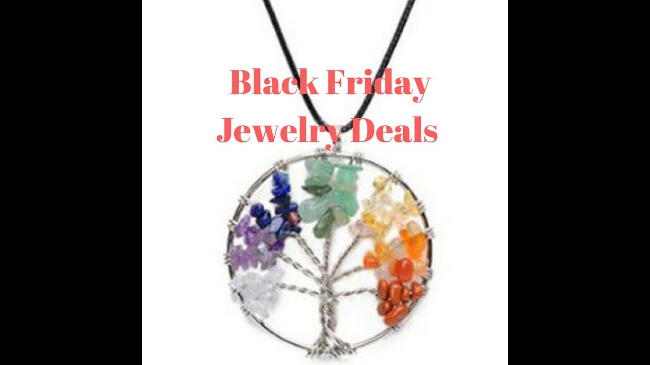 black friday 2017 best jewelry deals sales event online