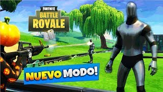 🤖 BOTS at Fortnite MODE ? GAME PATIO (TRAINING CAPSULES)