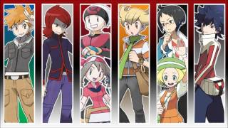Repeat youtube video Pokemon - All Rival Battle Themes V3