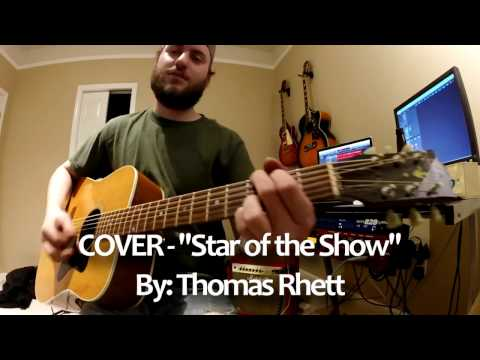 Star of the Show - Thomas Rhett - Cover - Evan Rotary - Guitar Lesson- Verse / Chorus