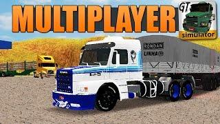 Grand Truck Simulator Multiplayer - SKIN SCANIA 113H + BITREM