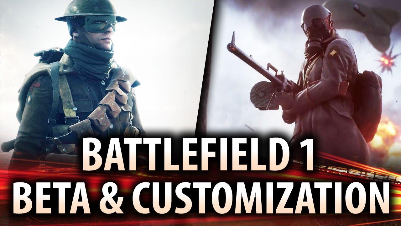 battlefield 1 beta ps4
