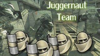Juggernaut Team - MW3 Mission Domination - Hubris
