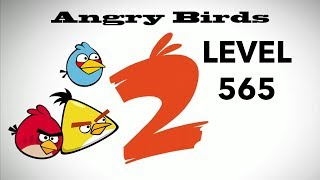 Angry Birds 2 Level 565 3 Star Walkthrough Gameplay