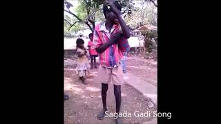 Sambalpuri Sagada Gadi Ghudka Version- Indian Poor Small Boy Singing ((Great Talent}}