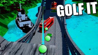 GOLF IT | POR ESTO ODIO LONDRES