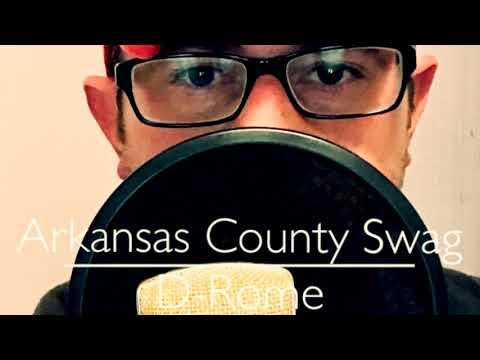 Arkansas County Swag