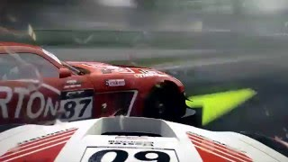 Project Cars perfect graphics terrible driver