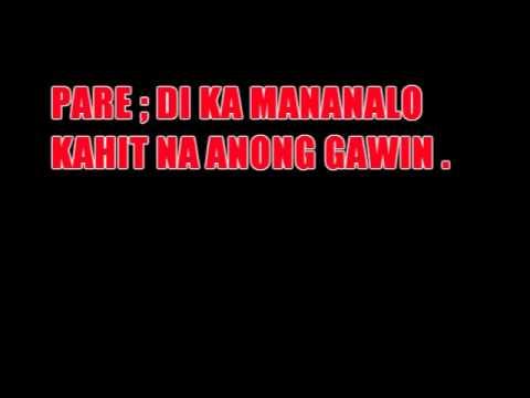 Bobo kapa rin (Pare Diss) By: Chiano Loco Ft. Prayle ( Partidong Muzikero/Ghetto Music)