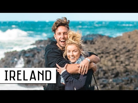 We took a DNA test & bought a plane ticket.. | Ireland Vlog