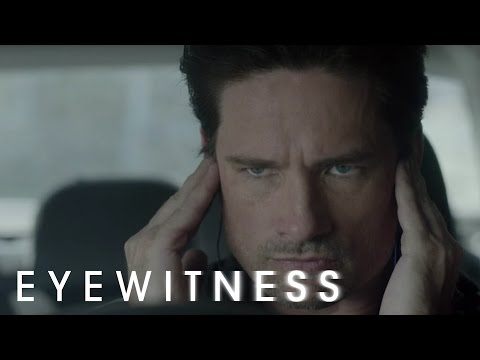 EYEWITNESS  Season 1 Cast   Warren Christie  USA Network