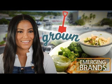 Shannon Allen's Organic Restaurant, Grown is 100% Organic Fast Food.