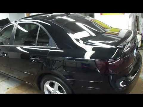 20/% - Rear Windshield Kit Rtint Window Tint Kit for Hyundai Genesis 2009-2014 Sedan