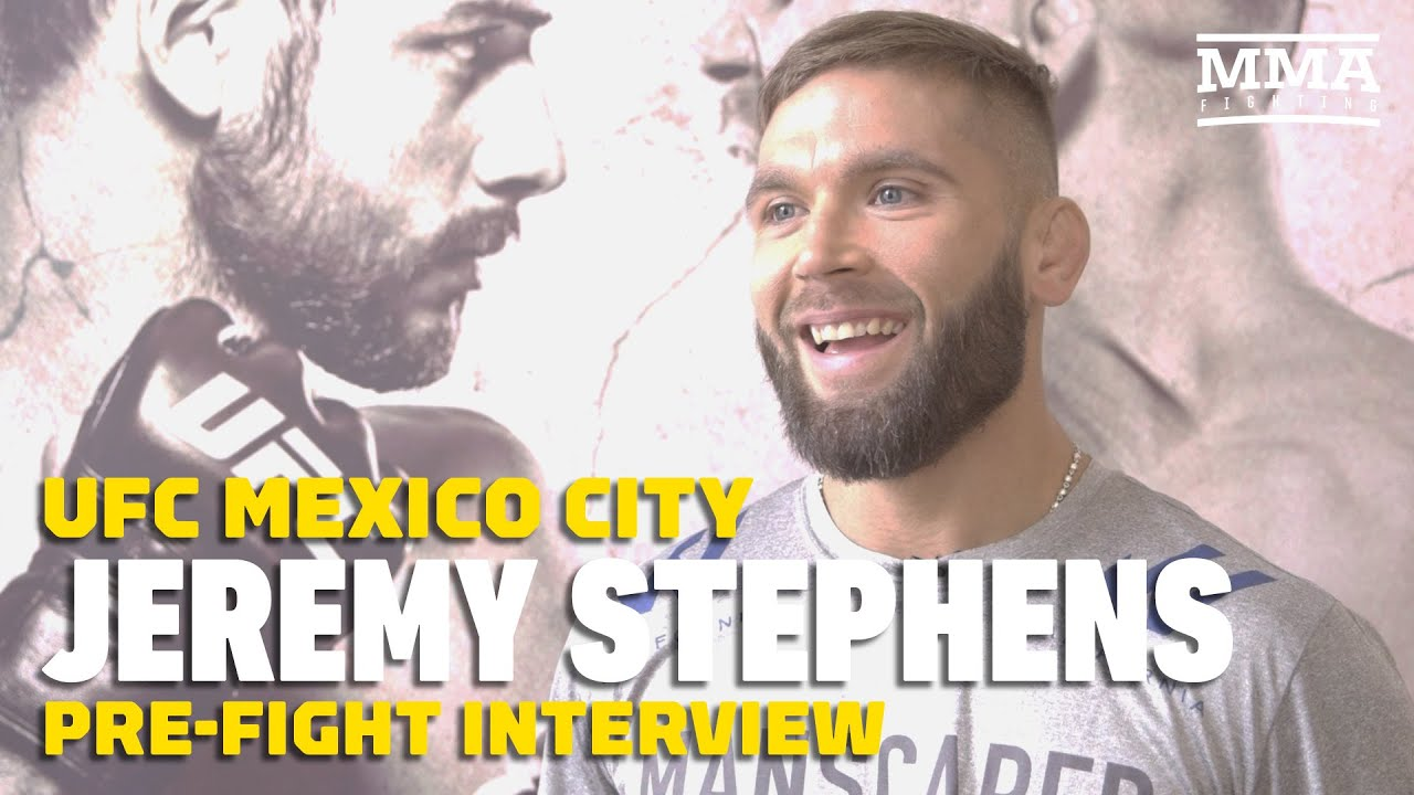 Jeremy Stephens Out To Run Over 'Kid' Yair Rodriguez: 'He Doesn't Know How To Fight Like A Man'