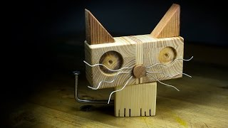 Make A Toy Cat