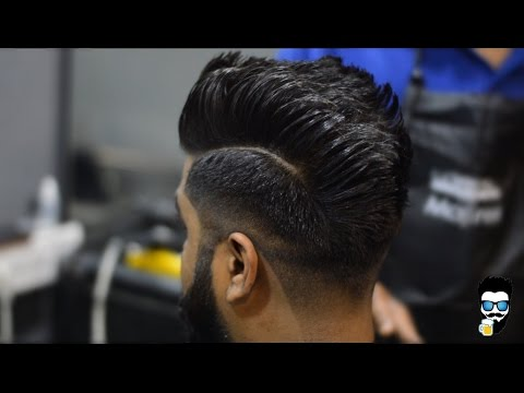 Best Men's hairstyle with Beard★Haircut Hairstyle trend 2017★TheRealMenShow★ #10