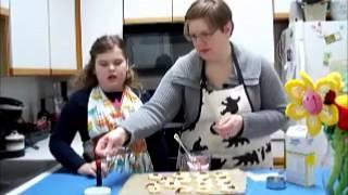 Mad Cooking Show Season 1 Episode 5 Raspberry Almond Shortbread Thumbprints