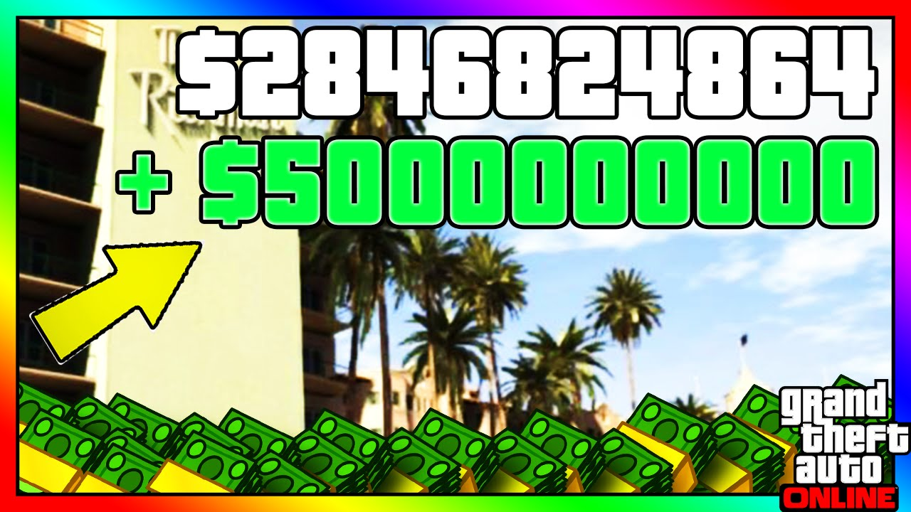 "GTA 5 MONEY GLITCHES - NEW GTA ONLINE ""MONEY GLITCH"" RULES ..."