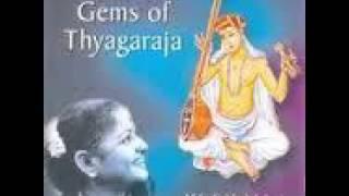 MS Subbulakshmi-Nannu kannatalli-Sindhu Kannada-aadi-tyagaraja(68)