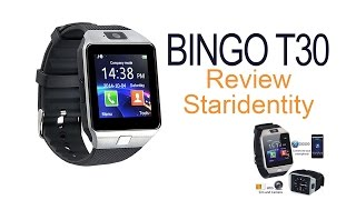 Bingo T30 smartwatch Detailed review Hindi