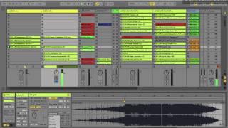 """Большая разница в темпе треков (из курса """"Диджеинг в Ableton Live"""")"""